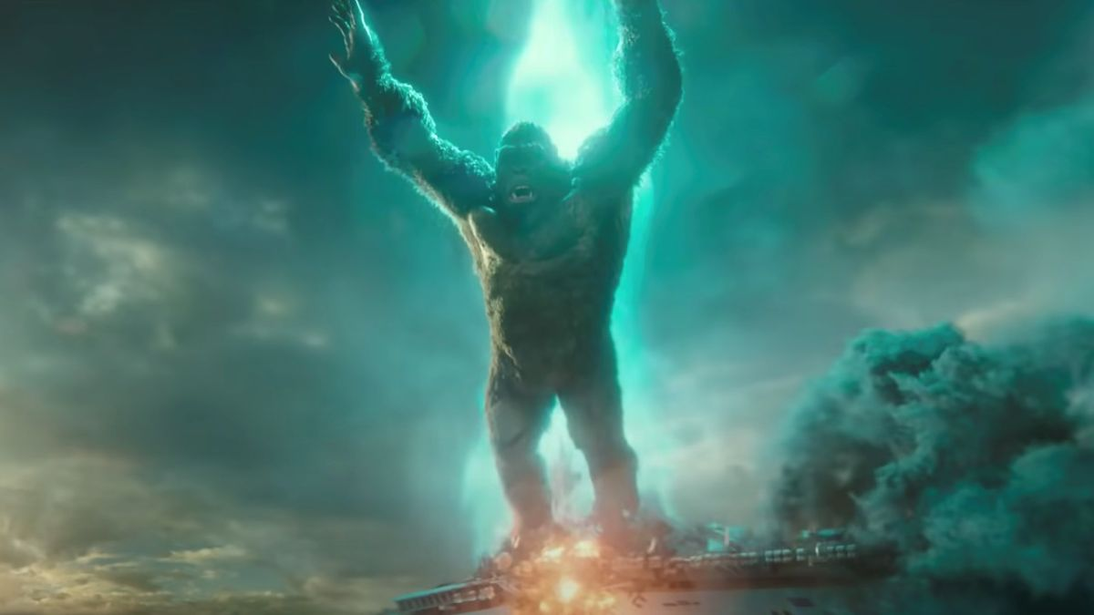 Godzilla vs. Kong trailer may be hiding its monstrous main villain in plain sight