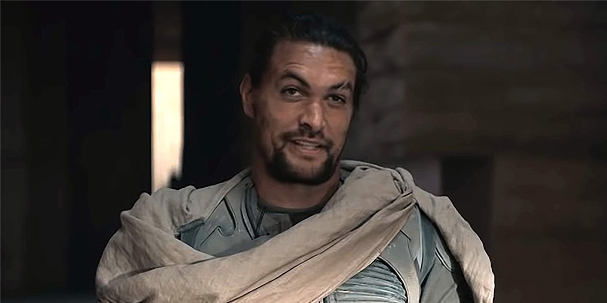 Jason Momoa as Duncan Idaho in 'Dune'