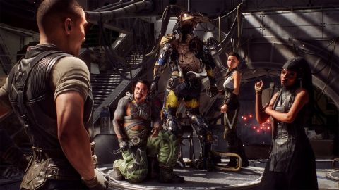 Bioware talks Anthem dialogue, single-player and future demo