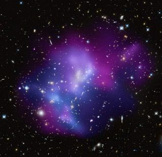 NASA Spots Most Crowded Space Collision Ever