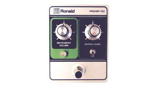 Mile End Effects Roland PreAmp 150