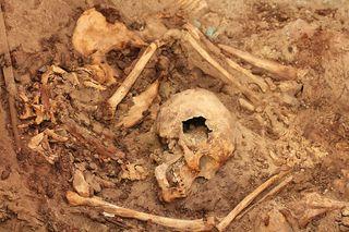 Peru grave