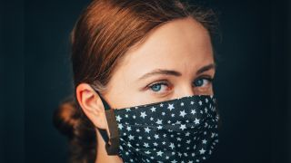 Face masks are effective in helping to stop the spread of the coronavirus.