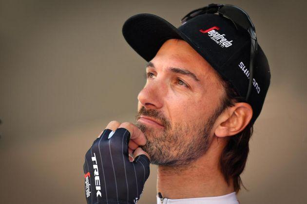 Fabian Cancellara at the 2016 Giro d'Italia (Sunada)