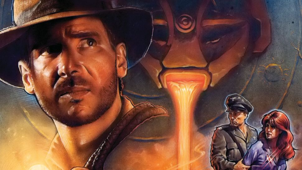 Rediscovering the brilliance of Indiana Jones and the Fate of Atlantis