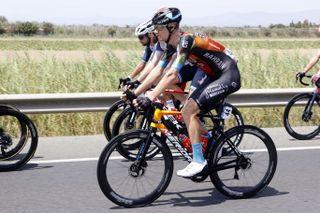 Vuelta Espana 2021 - 76th Edition - 8th stage Santa Pola - La Manga del Mar Menor 173,7 km - 21/08/2021 - Jack Haig (AUS - Bahrain Victorious) - photo Luis Angel Gomez/BettiniPhoto©2021