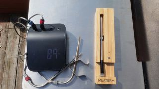 Meater+ vs. Weber Connect Smart Grilling Hub
