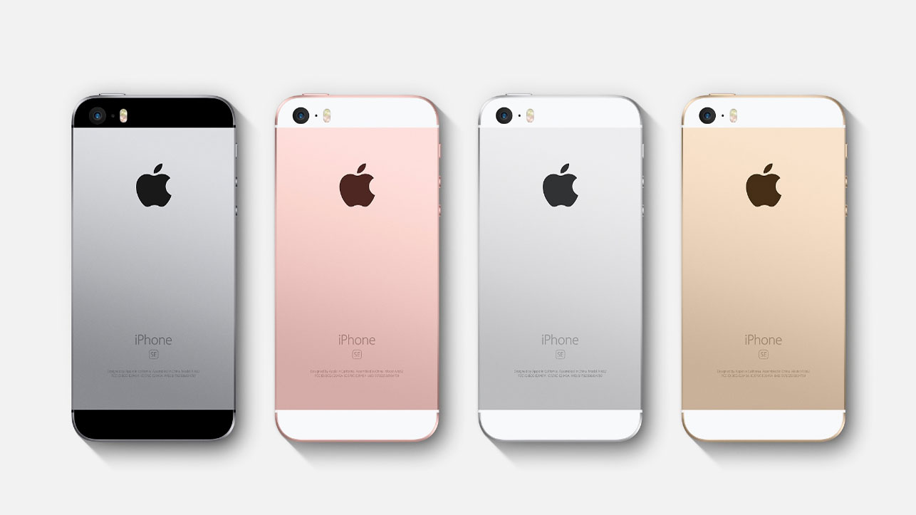 Iphone Se Colors Which Shade Should You Buy Techradar 6s 64gb Gold Grey Silver