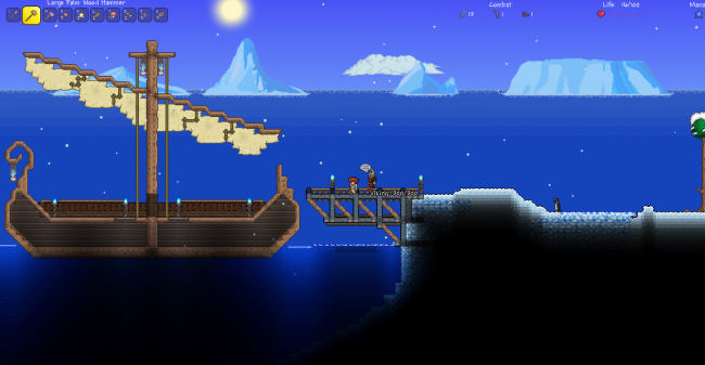 Best Terraria mods - bosses, items, total conversions and