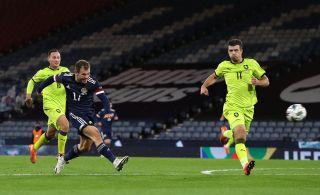 Scotland v Czech Republic – UEFA Nations League – Group 2 – League B – Hampden Park