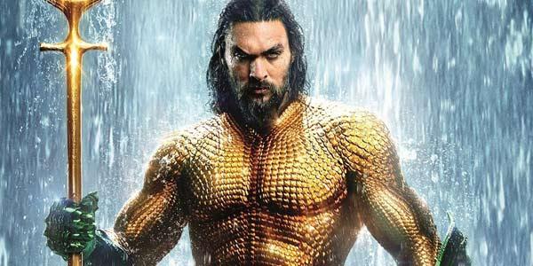 Aquaman classic costume 2019 movie