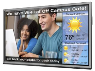 ViewSonic Ships CDE7060T Touch Interactive Commercial Display