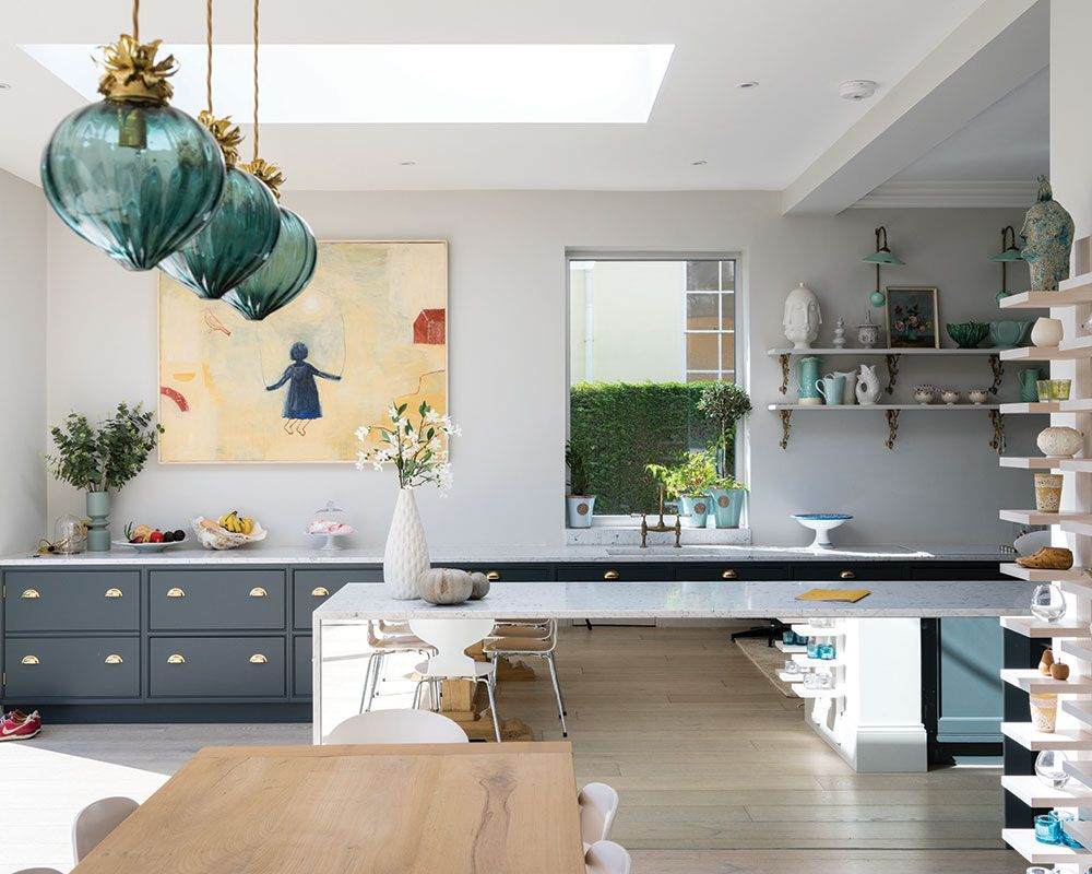 Kitchen Paint Ideas How To Paint A Kitchen With Farrow Ball Homes Gardens