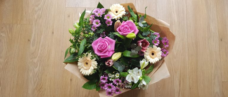 Interflora Mother's Day flowers