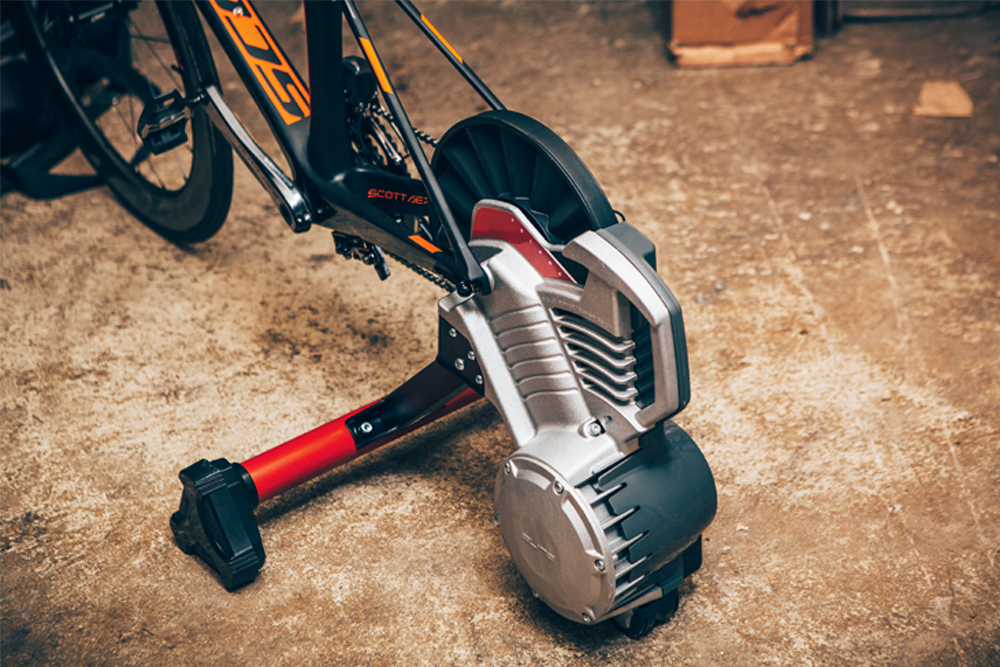 Thumbnail: We investigate whether a smart turbo trainer is really worth the money.