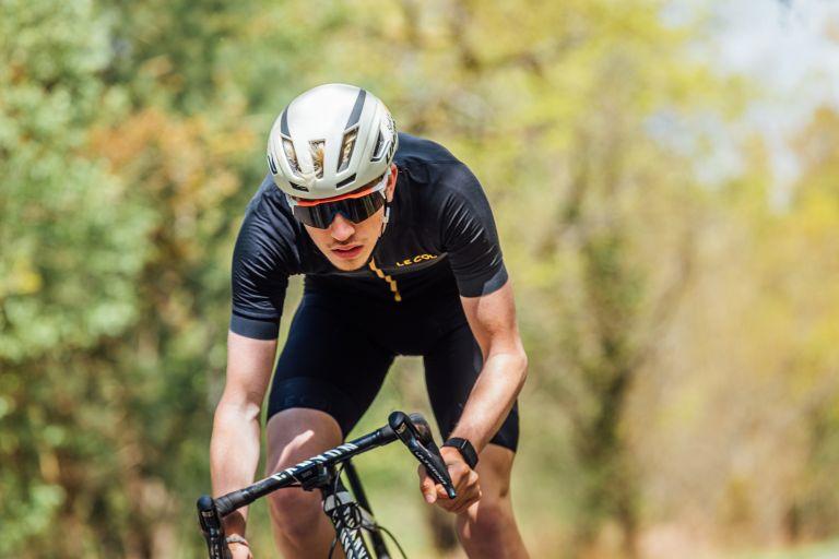 Rider training at threshold
