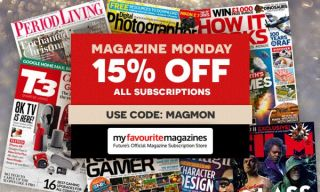Save 15% on a PC Gamer subscription just for today | PC Gamer