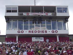 Technomad Speakers At Reddies' Home Stadium