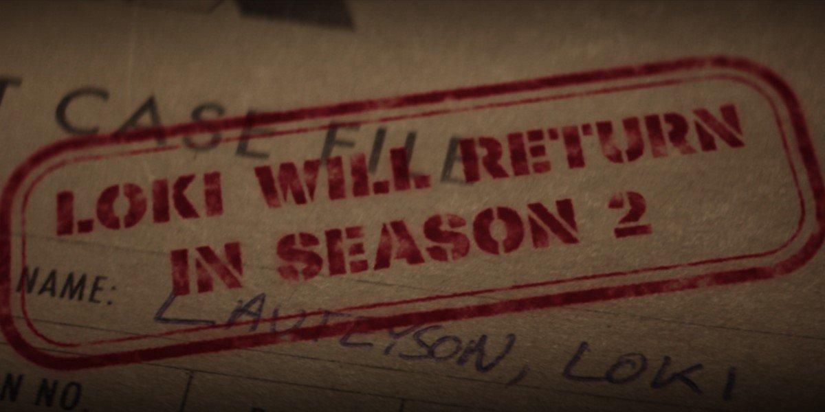 loki's season 2 announcement mid-credits