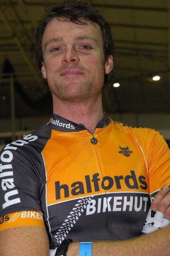 Rob Hayles Halfords Bikehut 2008