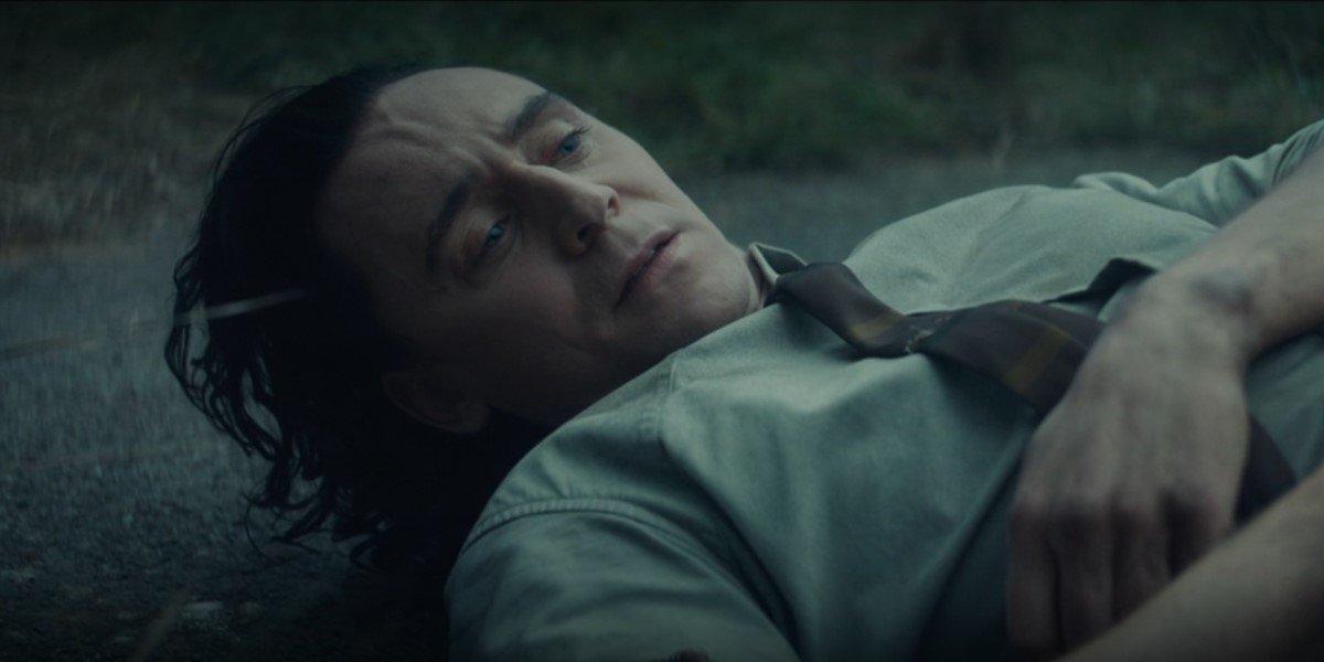 tom hiddleston's loki waking up in alt-timeline