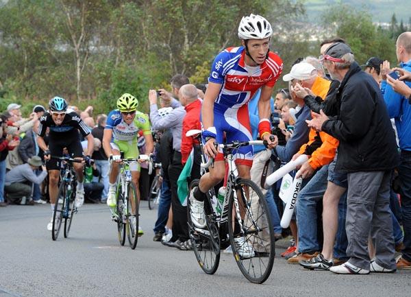 Josh Edmondson, Tour of Britain 2012