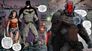 Batman Fortnite