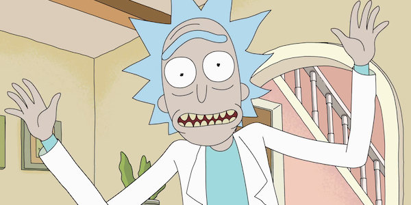 Why Rick And Morty's Co-Creator Isn't Into Fans Saying 'Wubba Lubba Dub Dub' All The Time