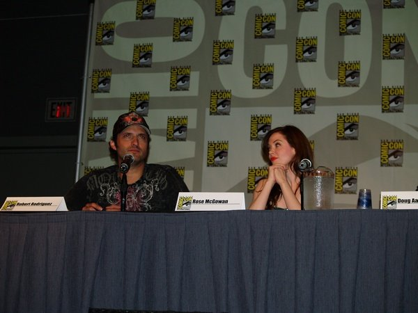 Comic Con: Red Sonja Panel In Detail #145