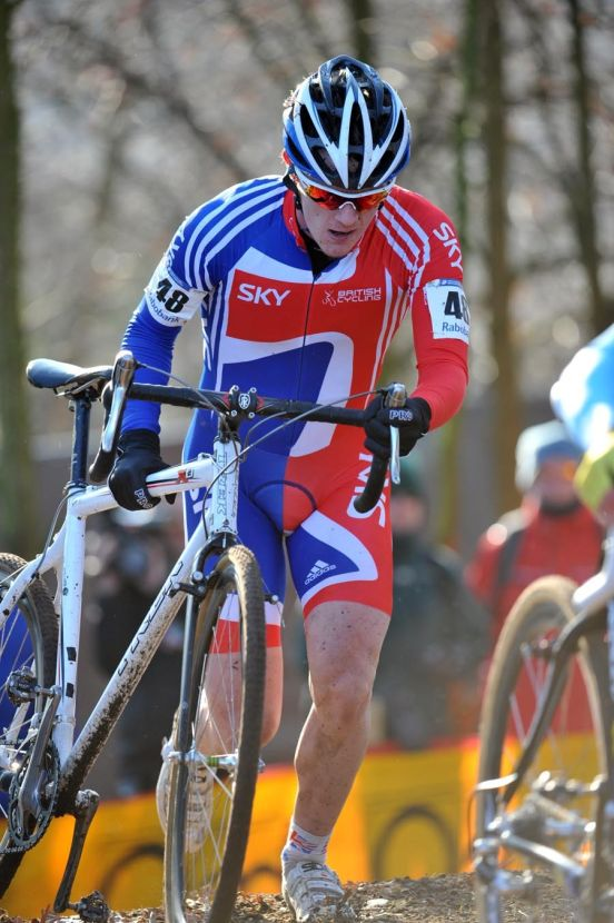 Fletcher Cyclo cross world champs 2009