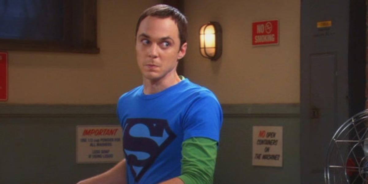 sheldon annoyed the big bang theory cbs