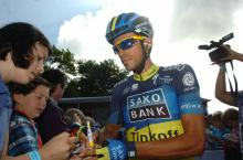 Alberto Contador (Saxo Bank-Tinkoff Bank) is building towards the Vuelta a Espana.