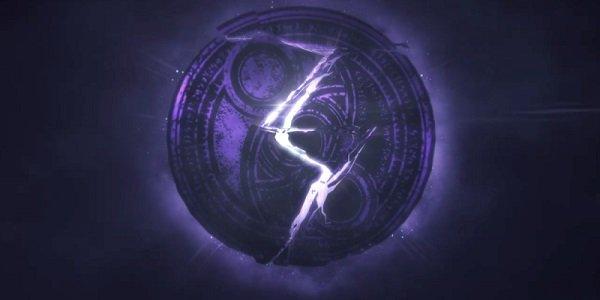 The Bayonetta 3 logo.