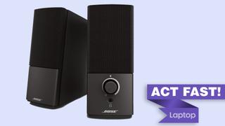 Bose Companion Multimedia Speakers Cyber Monday deals