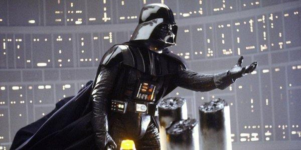 Darth Vader in Empire