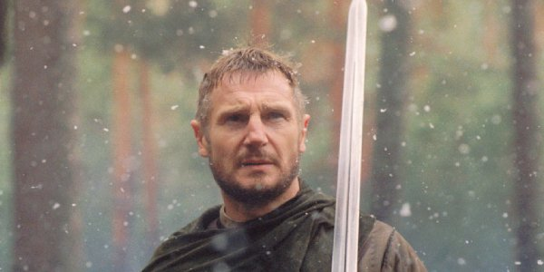 Liam Neeson in Kingdom of Heaven
