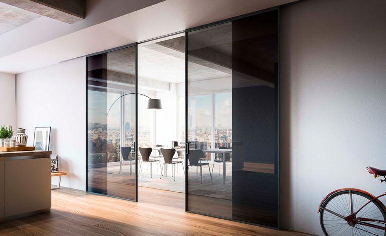 How can internal sliding glass doors improve my interior design ...