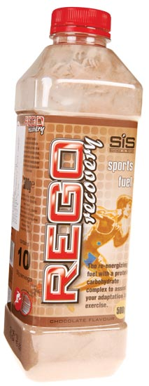 Science in Sport Rego recovery drink