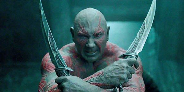 Dave Bautista as Drax