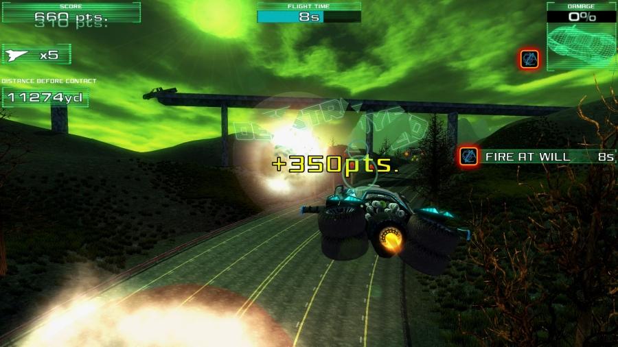 Fire And Forget Vehicle Looks Like Batman's Tumbler In New Screenshots #26478