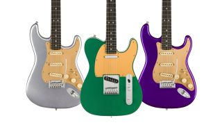 Fender American Ultra Stratocaster and Telecaster