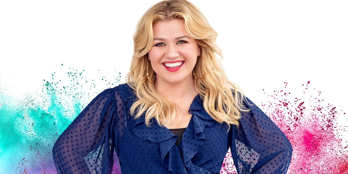 Kelly Clarkson in The Kelly Clarkson Show