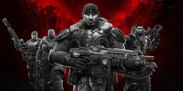 Gears of War Ultimate Edition Coming To PC - CINEMABLEND