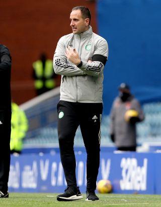 Rangers v Celtic – Scottish Cup – Fourth Round – Ibrox