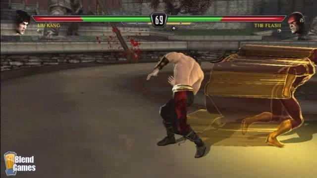 Mortal Kombat Vs DC Universe Fighting Modes Tutorial #4090