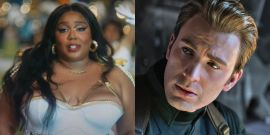 Chris Evans Had The Best Response To Lizzo's TikTok Claiming They're Having A Baby
