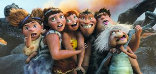 The Croods family portrait.