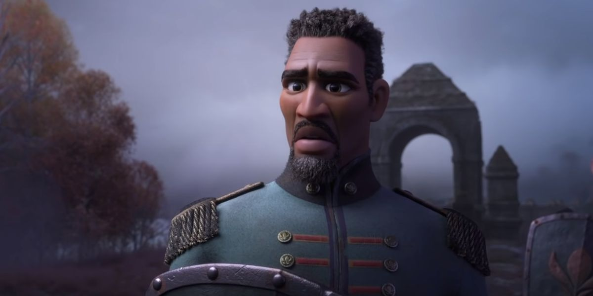 Sterling K. Brown Was Really Bummed His Frozen 2 Song Got Cut, But Has Hope For Frozen 3