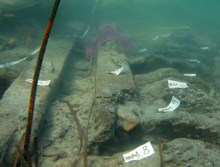 Evidence of ancient smuggling activity has emerged from a Roman shipwreck, according to Italian archaeologists who have investigated the vessel's cargo.