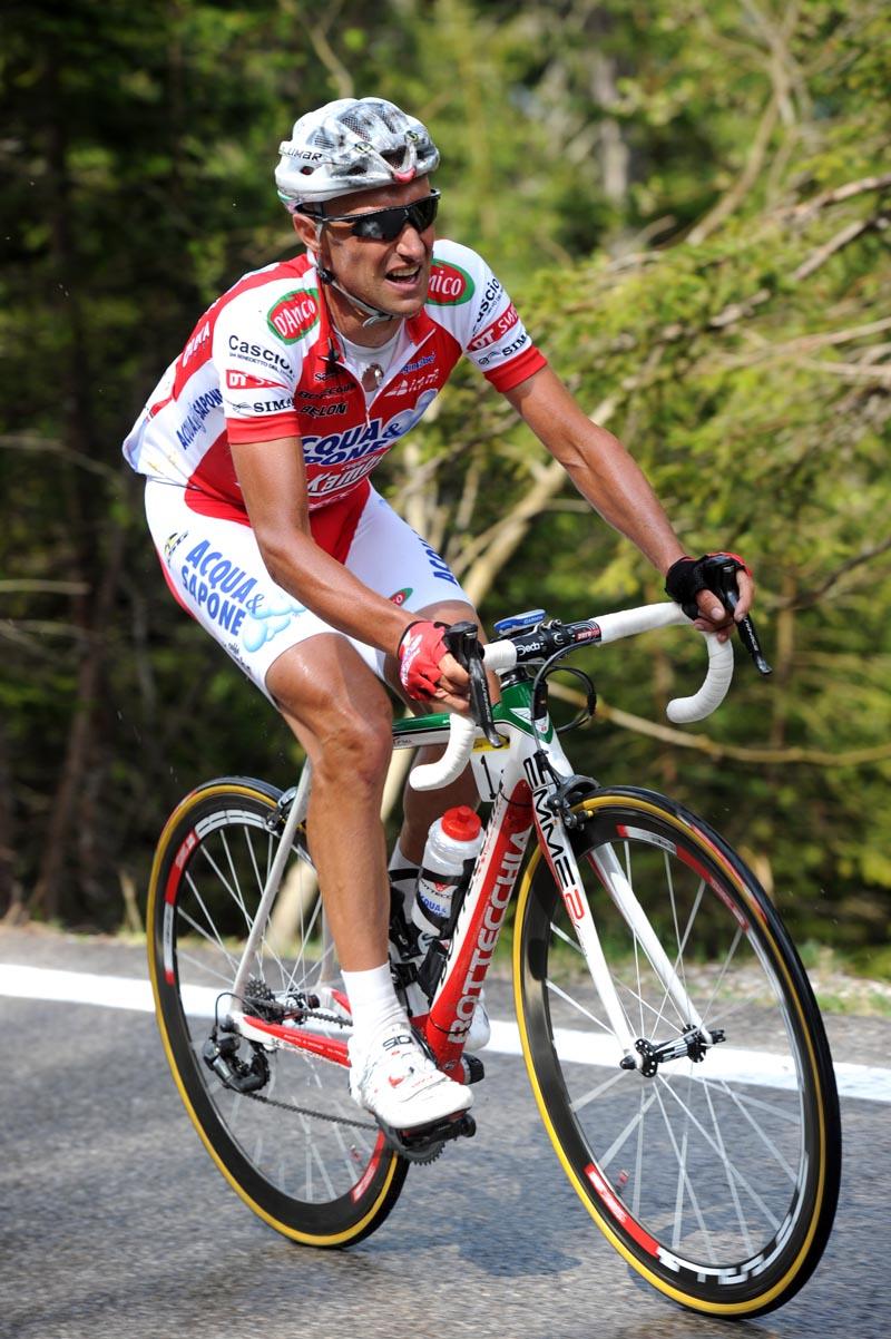 Stefano Garzelli, Giro d